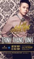Lời chưa nói -Trịnh Thăng Bình