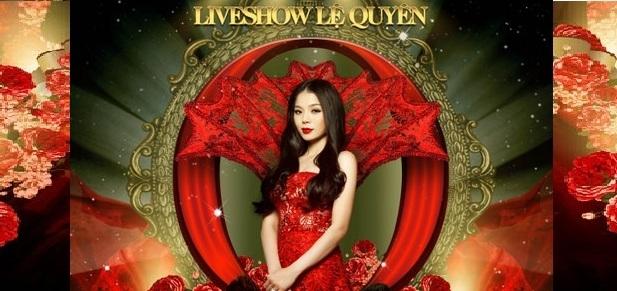 Liveshow QShow - Lệ Quyên